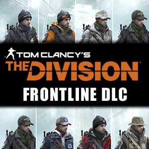 Acheter Tom Clancys The Division Frontline Outfits Pack Clé Cd Comparateur Prix