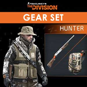 Acheter Tom Clancys The Division Hunter Gear Set Clé Cd Comparateur Prix