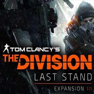 Acheter Tom Clancys The Division Last Stand Clé Cd Comparateur Prix