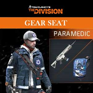 Acheter Tom Clancys The Division NY Paramedic Gear Clé Cd Comparateur Prix