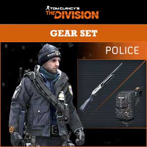 Acheter Tom Clancys The Division NY Police Gear Set Clé Cd Comparateur Prix