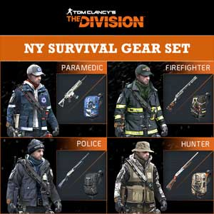Acheter Tom Clancys The Division NY Survival Gear Set Clé Cd Comparateur Prix