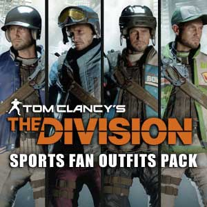 Acheter Tom Clancys The Division Sports Fan Outfit Pack Clé Cd Comparateur Prix