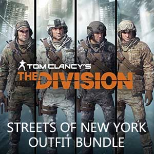 Acheter Tom Clancys The Division Streets of New York Outfit Bundle Clé Cd Comparateur Prix
