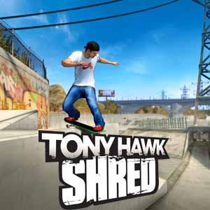 Acheter Tony Hawk Shred Xbox 360 Code Comparateur Prix