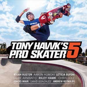 Telecharger Tony Hawks Pro Skater 5 PS4 code Comparateur Prix