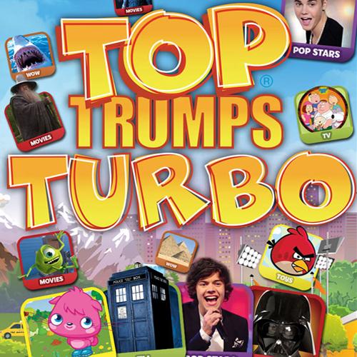 Acheter Top Trumps Turbo Clé Cd Comparateur Prix