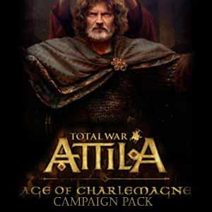 Acheter Total War ATTILA Age of Charlemagne Campaign Pack Clé Cd Comparateur Prix