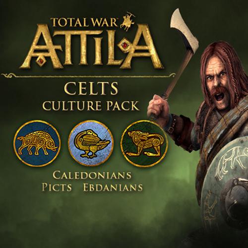 Acheter Total War Attila Celts Culture Pack Clé Cd Comparateur Prix