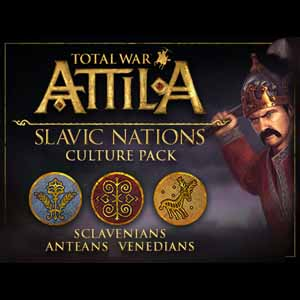 Acheter Total War ATTILA Slavic Nations Culture Pack Clé Cd Comparateur Prix