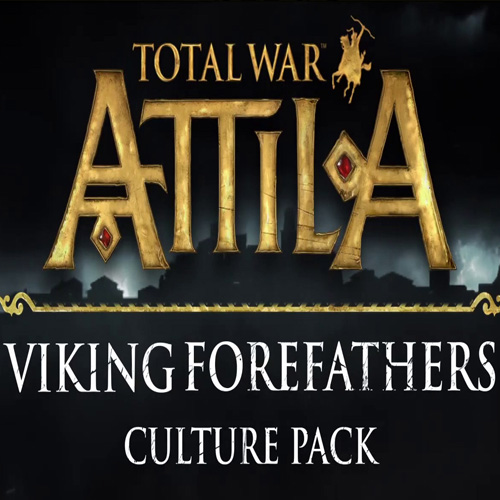 Acheter Total War ATTILA Viking Forefathers Culture Pack Clé Cd Comparateur Prix