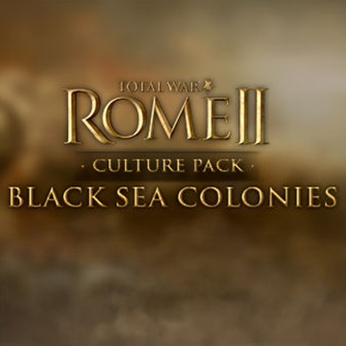 Acheter Total War Rome 2 Black Sea Colonies Culture Pack Clé Cd Comparateur Prix