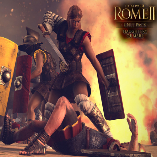 Acheter Total War ROME 2 Daughters of Mars Clé Cd Comparateur Prix