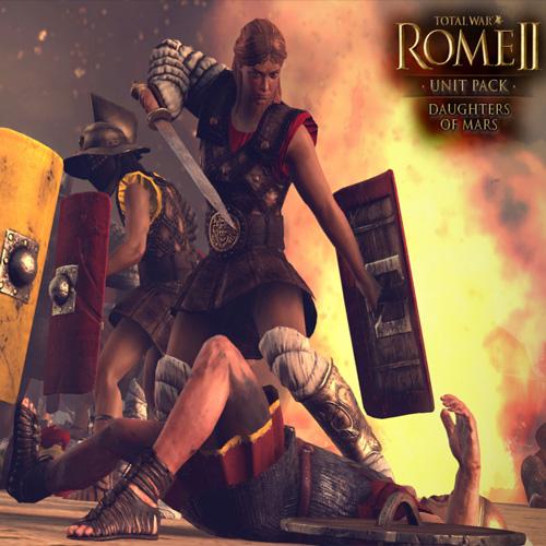 Total War ROME 2 Daughters of Mars