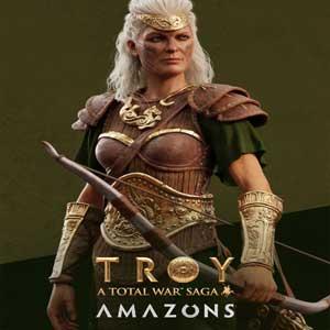 Acheter A Total War Saga TROY AMAZONS Clé CD Comparateur Prix