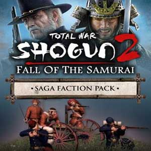 Acheter Total War Shogun 2 Fall of the Samurai The Tsu Faction Pack Clé Cd Comparateur Prix