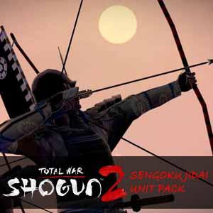 Total War SHOGUN 2 Sengoku Jidai Unit Pack