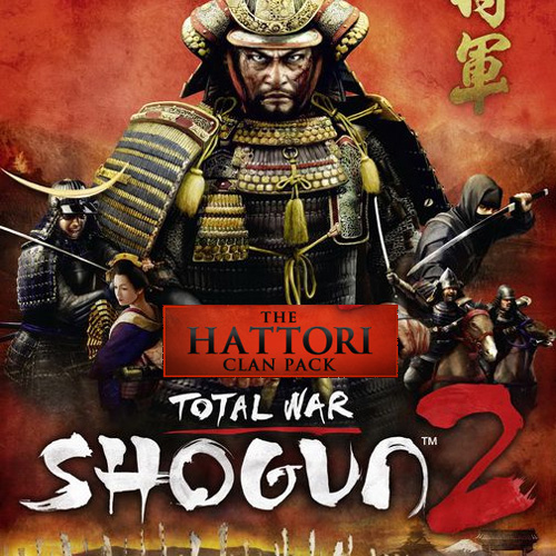 Acheter Total War Shogun 2 The Hattori Clan Pack Clé Cd Comparateur Prix