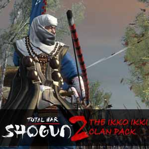 Acheter Total War Shogun 2 The Ikko Ikki Clan Pack Clé Cd Comparateur Prix