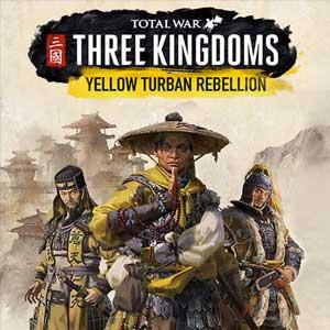 Acheter Total War Three Kingdoms Yellow Turban Rebellion Clé CD Comparateur Prix