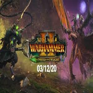 Acheter Total War WARHAMMER 2 The Twisted & The Twilight Clé CD Comparateur Prix