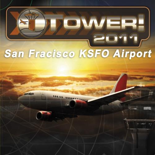 Acheter Tower 2011 San Fracisco KSFO Airport Clé Cd Comparateur Prix