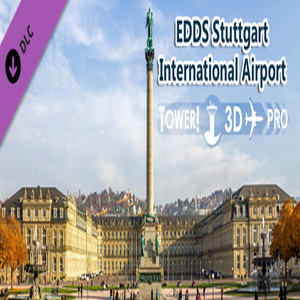 Tower 3D Pro EDDS airport