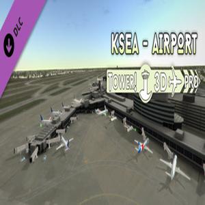 Tower 3D Pro KSEA airport