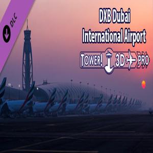 Tower 3D Pro OMDB airport
