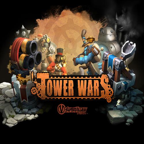 Acheter Tower Wars Clé Cd Comparateur Prix