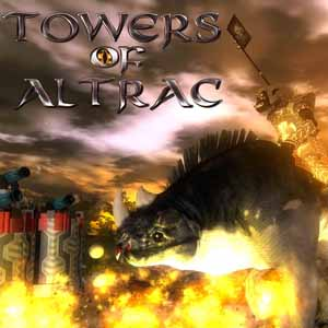 Acheter Towers of Altrac Endless Mode Clé Cd Comparateur Prix