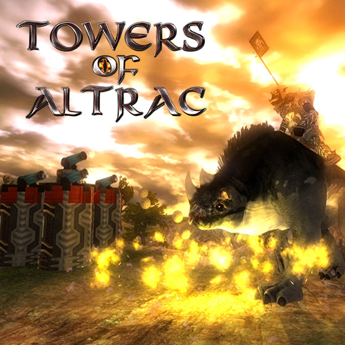 Acheter Towers of Altrac Epic Defense Battles Clé Cd Comparateur Prix