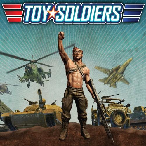 Acheter Toy Soldiers Xbox 360 Code Comparateur Prix