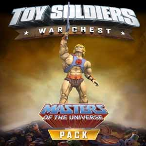 Acheter Toy Soldiers War Chest Masters of the Universe Pack Clé Cd Comparateur Prix