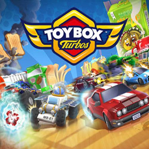 Acheter Toybox Turbos Clé Cd Comparateur Prix