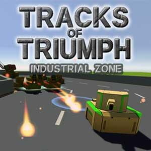 Acheter Tracks of Triumph Industrial Zone Clé Cd Comparateur Prix