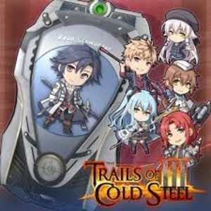 Trails of Cold Steel 3 ARCUS Cover Set A