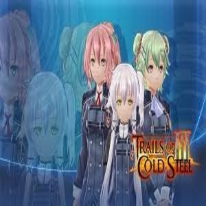 Trails of Cold Steel 3 Cute Hair Extension Set