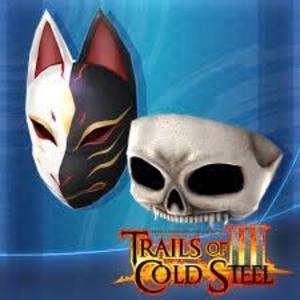 Trails of Cold Steel 3 Mask Set
