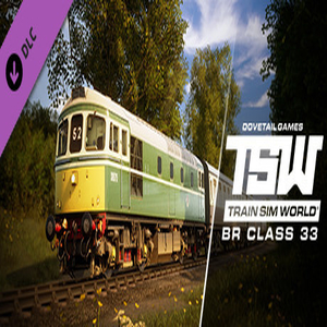 Train Sim World BR Class 33