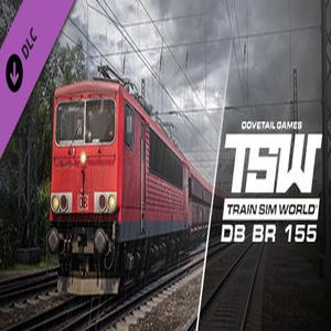 Train Sim World DB BR 155