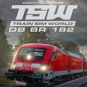 Train Sim World DB BR 182 Loco Add-On