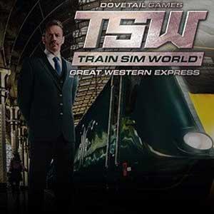 Acheter Train Sim World Great Western Express Clé Cd Comparateur Prix