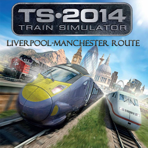 Acheter Train Simulator 2014 Liverpool-Manchester Route Clé Cd Comparateur Prix