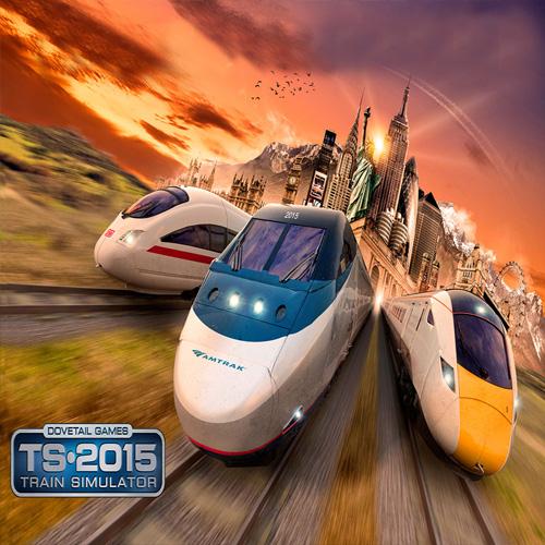Acheter Train Simulator 2015 Clé Cd Comparateur Prix