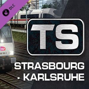 Train Simulator 2022 Bahnstrecke Strasbourg-Karlsruhe Route Add-On