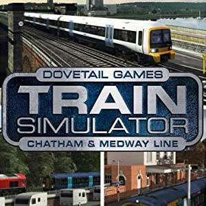 Train Simulator Chatham Main & Medway Valley Lines Route
