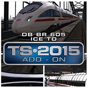 Acheter Train Simulator DB BR 605 ICE TD Add-On Clé Cd Comparateur Prix