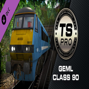 Train Simulator GEML Class 90 Loco Add On