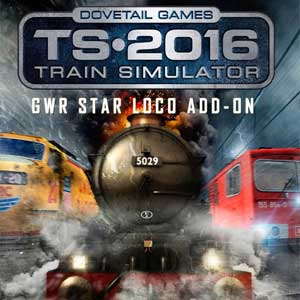 Acheter Train Simulator GWR Star Loco Add-On Clé Cd Comparateur Prix